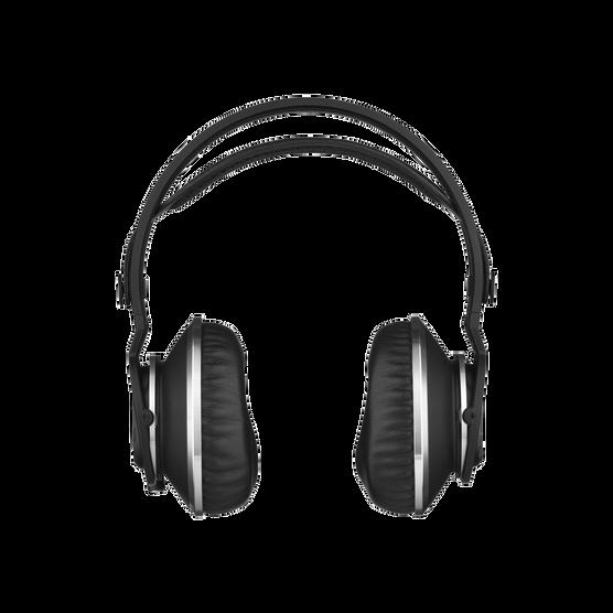 K872 - Black - Master reference closed-back headphones - Front