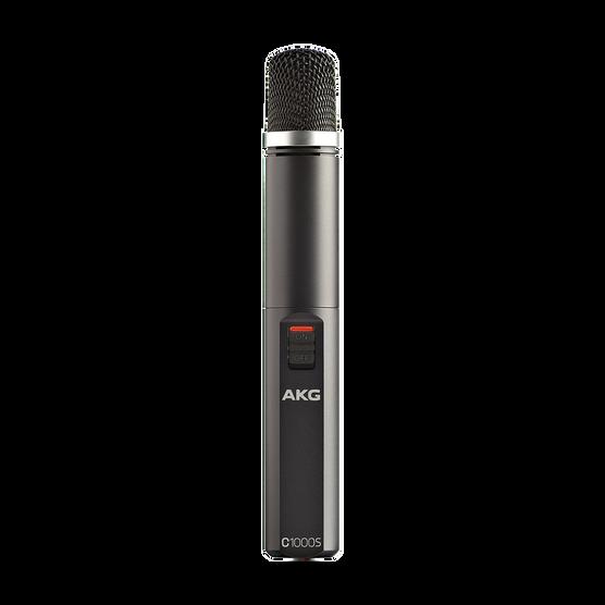 C1000 S - Black - High-performance small diaphragm condenser microphone - Hero