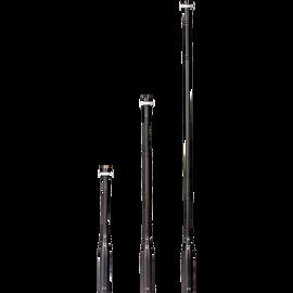 DAM Series - Black - Discreet acoustics modular installed microphones - Hero