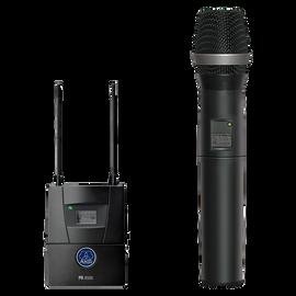 PR4500 HT Set Band 5 - Black - Reference wireless ENG/EFP set - Hero