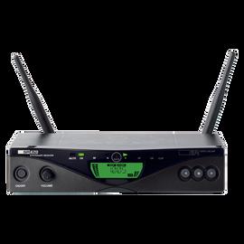 SR470 Band-8 - Black - Professional wireless stationary receiver - Hero