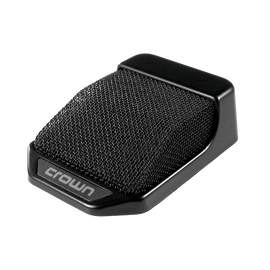 PCC130 - Black - High-performance boundary layer microphone - Hero