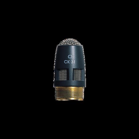 CK31 - Grey - High-performance cardioid condenser microphone capsule - DAM Series - Hero