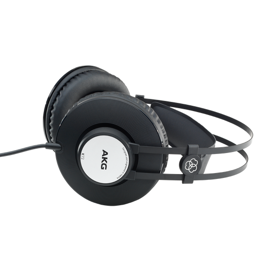 K72 - Black - Closed-back studio headphones - Detailshot 3