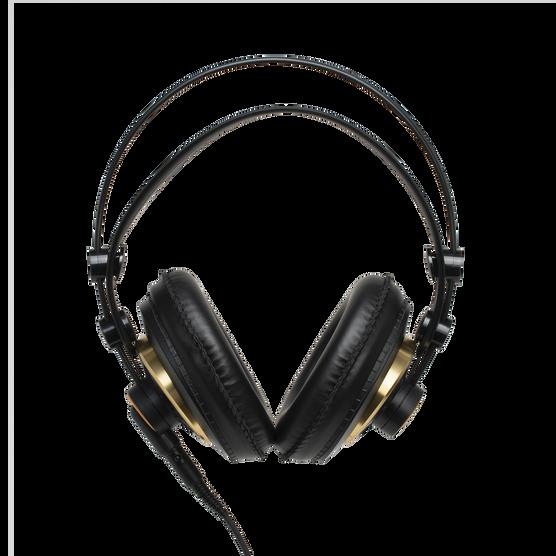 K240 STUDIO - Black - Professional studio headphones - Front