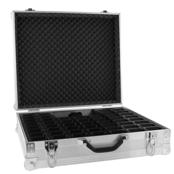 CSX CU50 - Grey - Storage and charging case - Hero