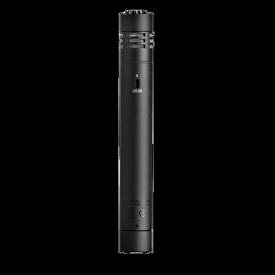 P170 - Black - High-performance instrument microphone - Back