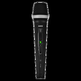 HT420 BandB2 - Black - Professional wireless handheld transmitter - Hero