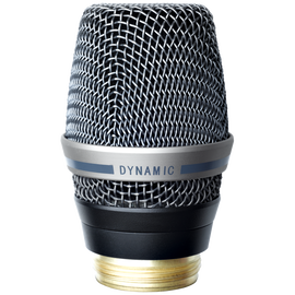 D7 WL1 - Black - Reference dynamic microphone head - Hero