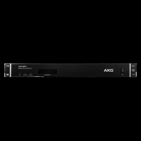 CSX BIR10 - Black - 10 channel infrared control unit and CS5 breakout box - Hero