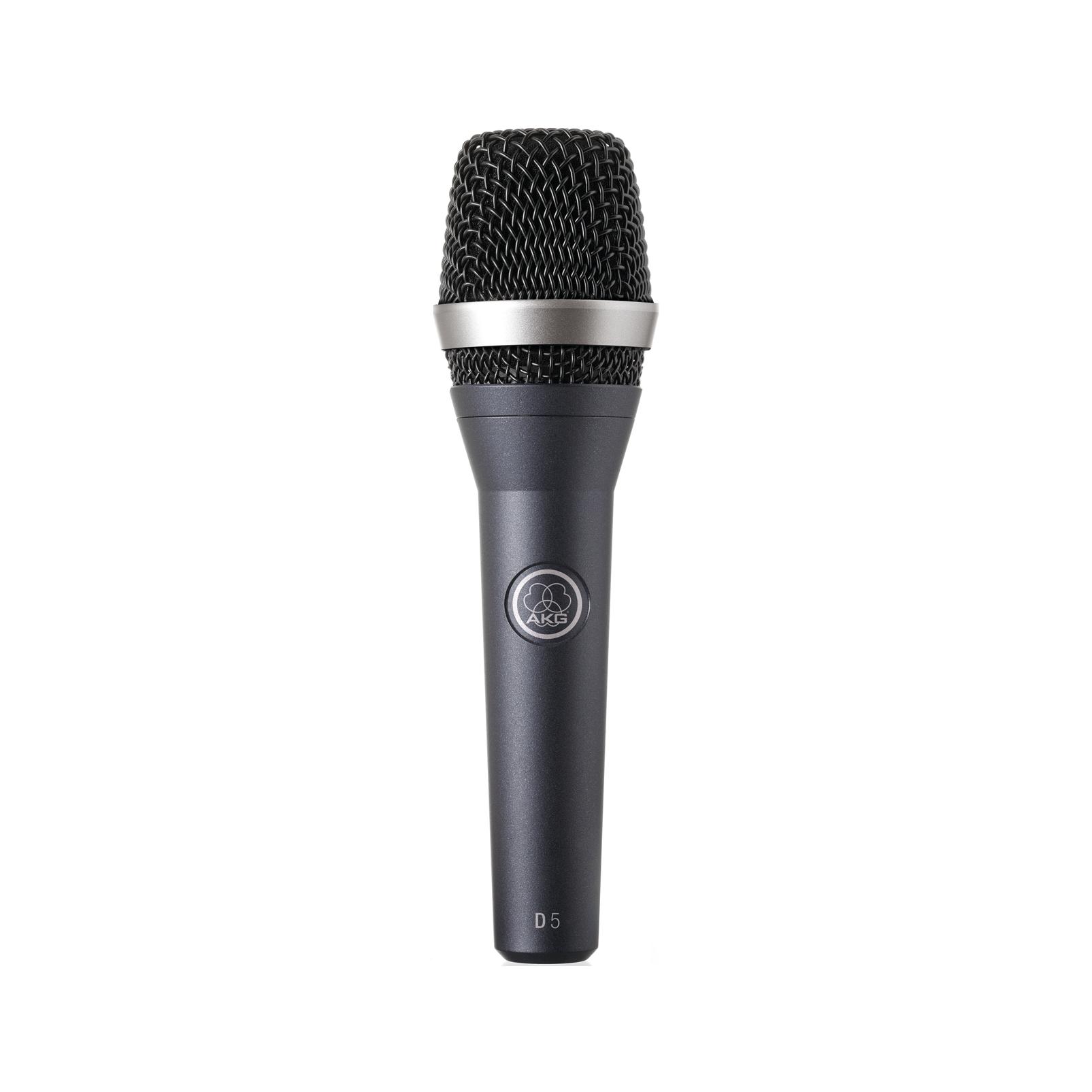 D5 - Dark Blue - Professional dynamic supercardioid vocal microphone - Hero