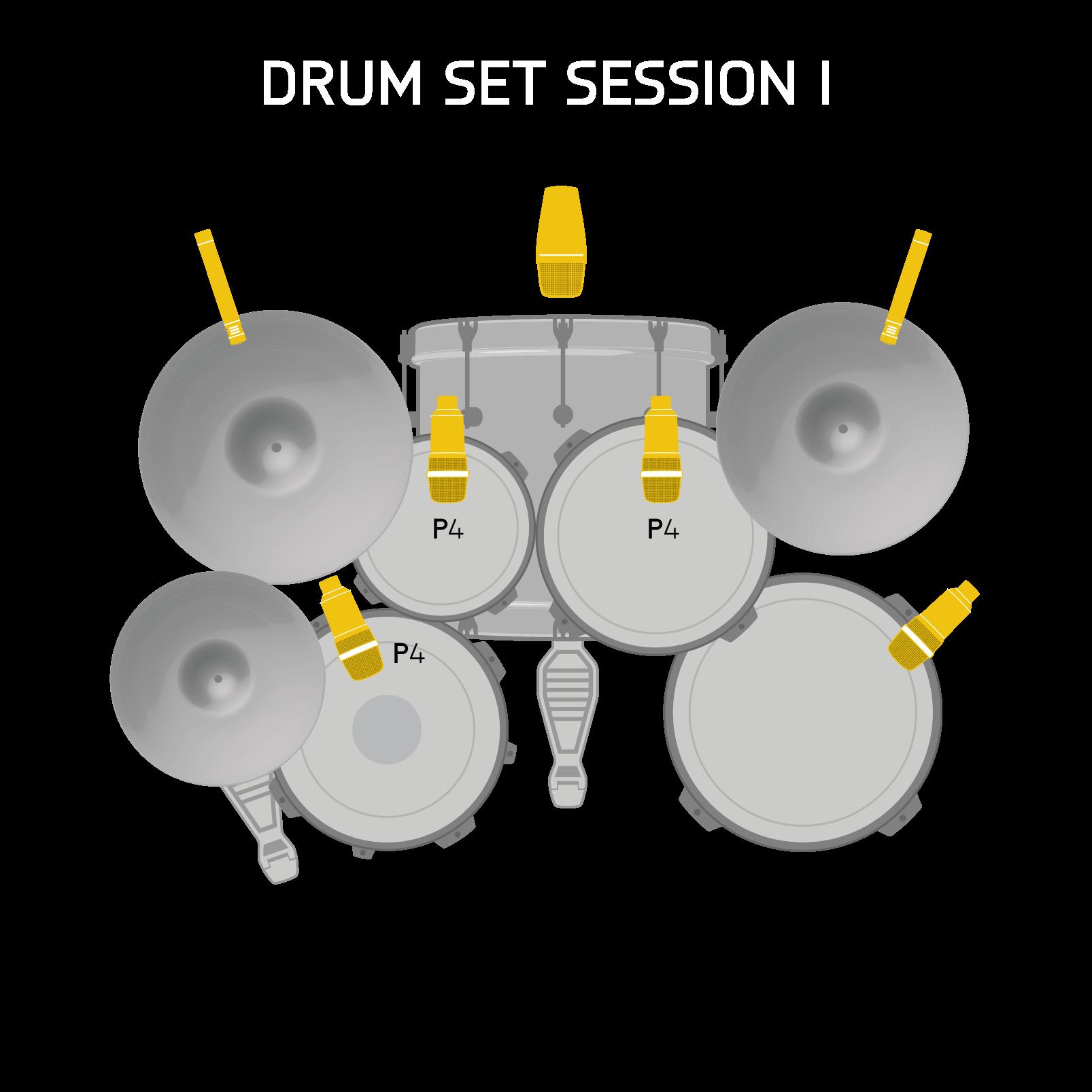 Drum Set Session I
