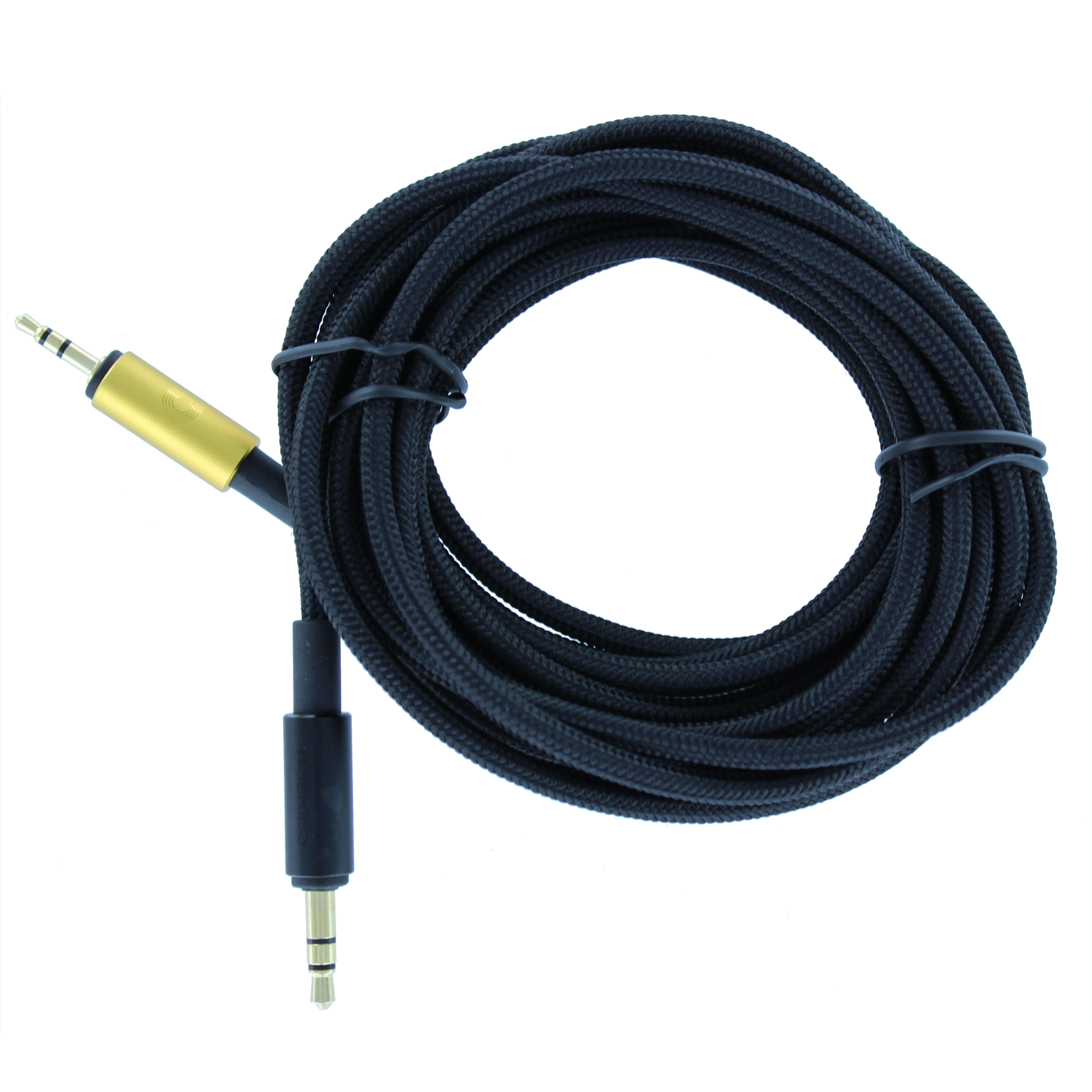 AKG Audio cable straight for N90 - Black - Audio cable 300 cm - Hero