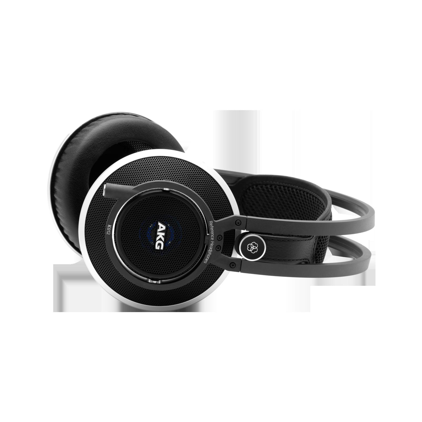 K812 - Black - Superior reference headphones - Detailshot 3