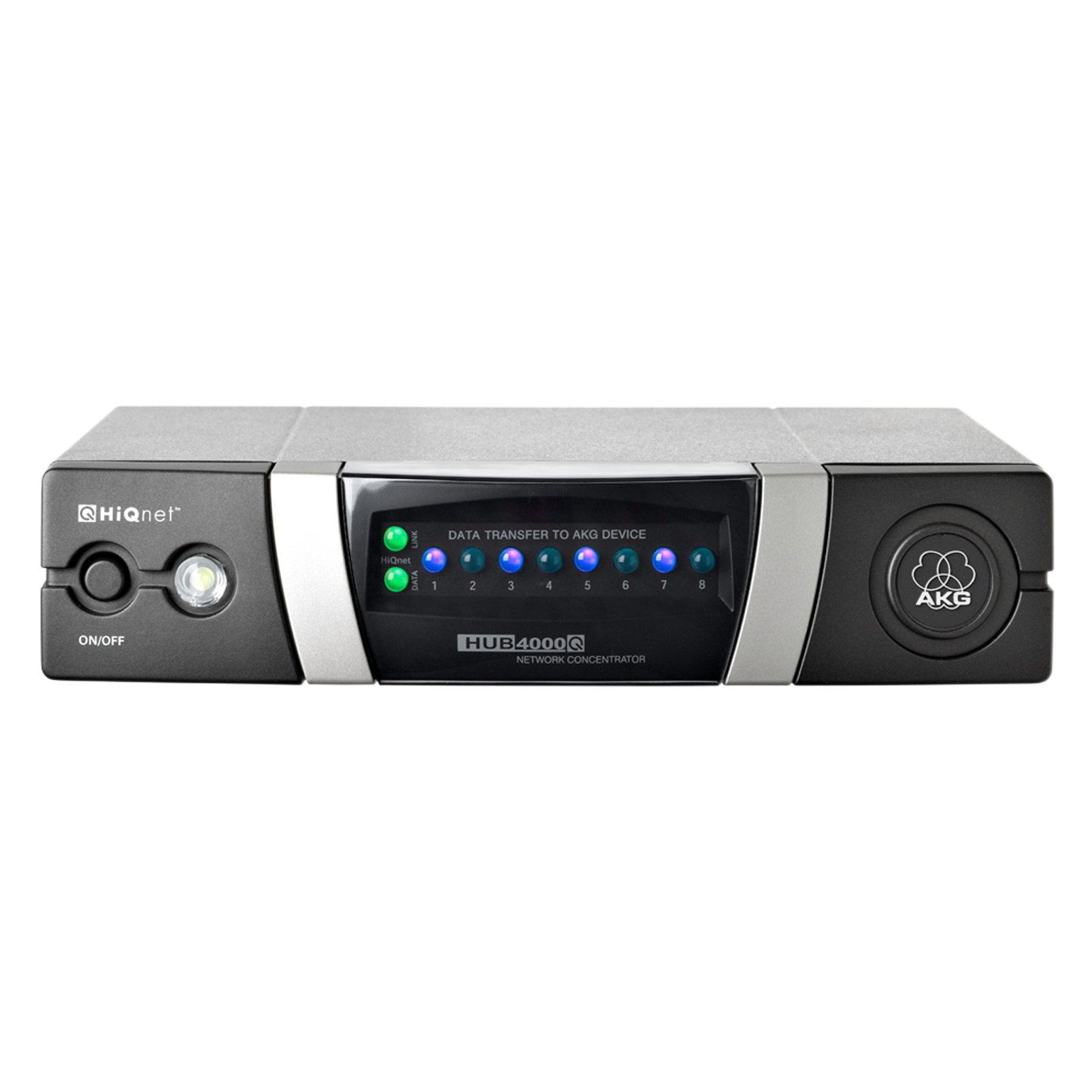 HUB 4000 Q - Black - HIQNET ethernet interface - Hero