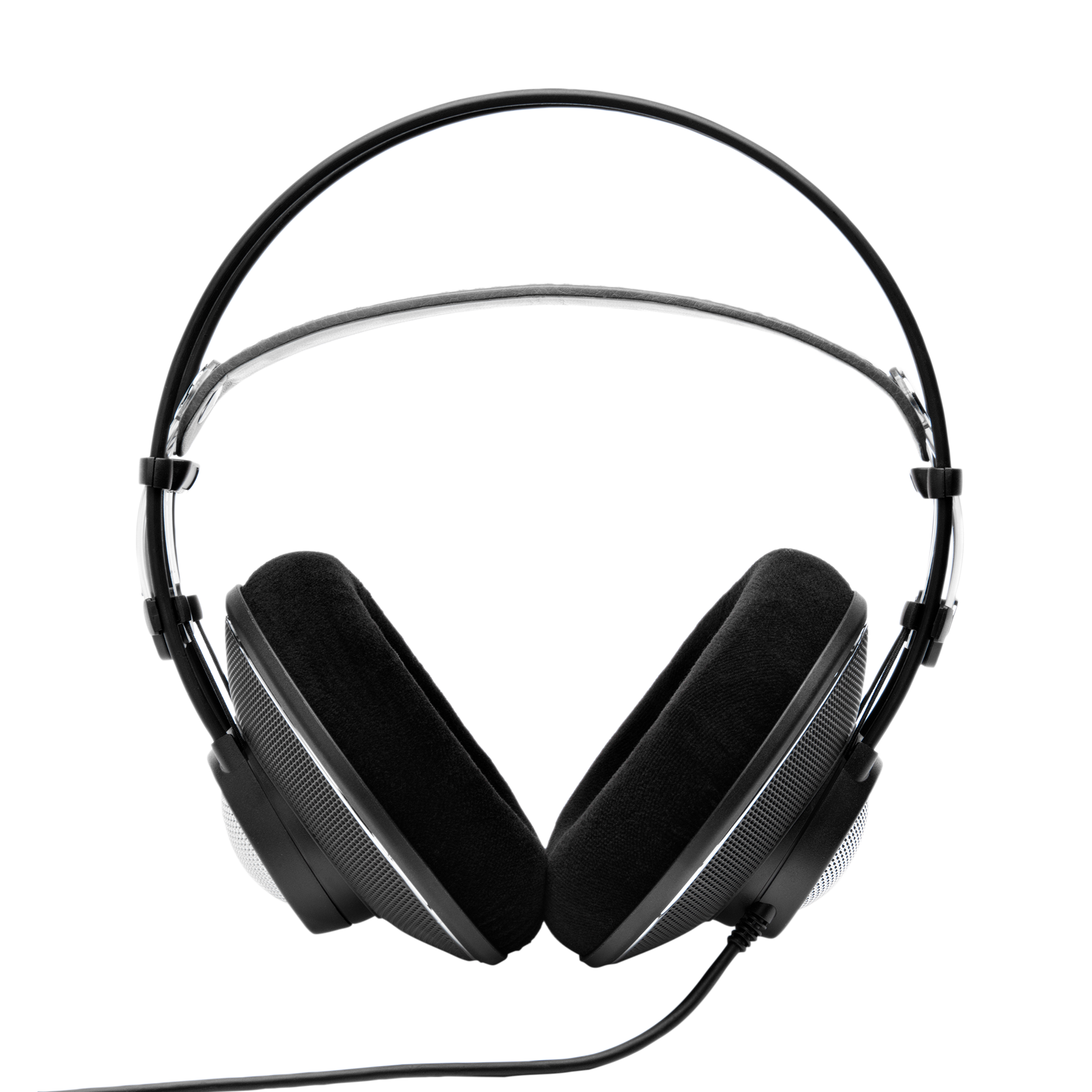 K612 PRO - Black - Reference studio headphones - Front